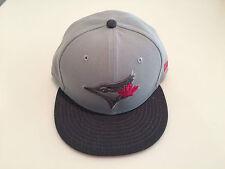 Toronto Blue Jays Custom New Era Cap Hat 7 3/8 59fifty MLB Baseball Pink Grey