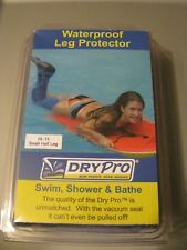 DryPro Waterproof Half Leg Cast Cover, Small