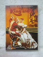 The King and I - DVD - 1956 MUSICAL - Yul Brynner - Deborah Kerr - REGION  4