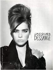 ▬► PUBLICITE ADVERTISING AD Jacques DESSANGE cheveux produit de beauté