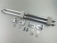 Phase 2 Carbon Hood Dampers for 08-15 Mitsubishi Lancer EVO Evolution X 4B11