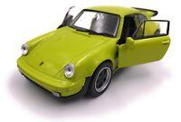 Porsche 911 Turbo 930 1975 Modellauto Auto LIZENZPRODUKT 1:34-1:39 versch Farben
