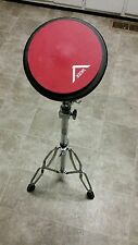 "Vater Adjustable Drum 6"" Practice Pad AND Adjustable Stand"
