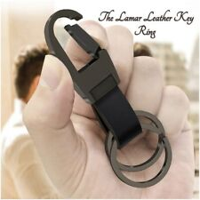 Leather Key Ring Key Chain
