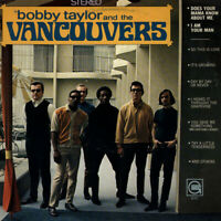 Bobby Taylor & The Vancouvers - Bobby Taylor A (Vinyl LP - 1968 - US - Original)