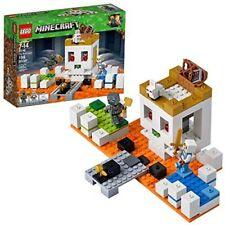 Lego® Minecraft™ - The Skull Arena 21145 [New Toy] Toy, Brick
