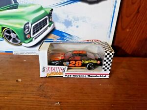 REVELL RACING COLLECTABLES 1/64  #28 HAVOLINE THUNDERBIRD
