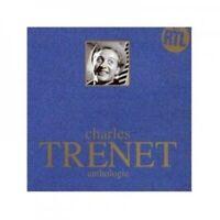 CHARLES TRENET - ANTHOLOGIE  CD 20 TRACKS FRENCH POP NEU