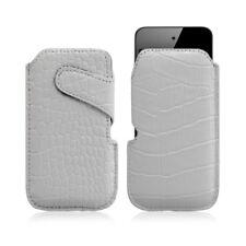 Housse coque étui pochette style croco pour Apple Ipod Touch 4G