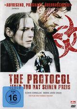 The Protocol - Jeder Tod hat seinen Preis - DVD - NEU