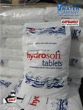 25kg Bags of HYDROSOFT Tablet Salt for Water Softeners (highest Quality Salt)