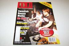 JULY 2010 DJ TIMES music magazine SWEDISH HOUSE MAFIA