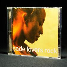 Sade - Lovers Rock - music cd album