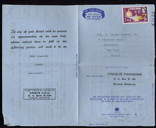 Hong Kong 1968 los derechos humanos con el aire Carta a los Estados Unidos