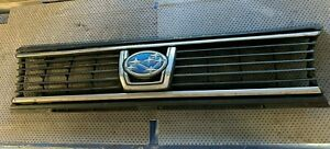 Subaru Leone Early type Grille - Suits Round Headlight