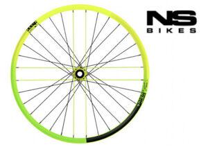 NS Enigma Dynamal Wheel 27.5'', Front w/Rotary 15/20 disc lemon lime