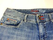 Vintage TOMMY HILFIGER Women's Hope Crop Capri Jeans, Size: 6