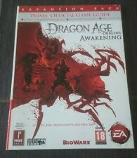 Dragon Age: Origins Awakening Prima Official Game Guide (Englisch) Lösungsbuch