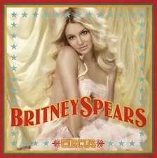 Circus - Britney Spears CD JIVE RECORDS ZOMBA