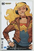 YOUNG JUSTICE #1 WONDER GIRL VAR ED DC comics NM 2019 ⭐ 1 LEFT