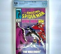 AMAZING SPIDER-MAN # 288 CBCS 9.8 ~ WHITE PAGES ~ like CGC ~ Falcon ~ Daredevil