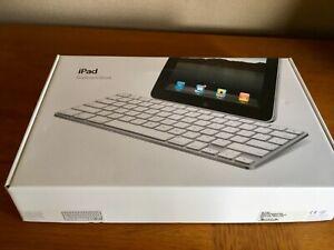 Genuine Apple IPad  keyboard dock A1359 1st,2nd,3rd Gen. New boxed