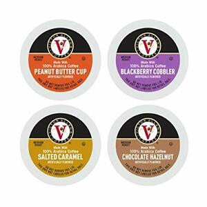Sweet and Salty Variety Pack for K-Cup Keurig 2.0 Brewers 96 Count Peanut But...
