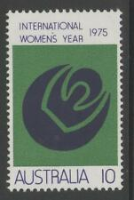 Australie SG589 1975 International Femme Année neuf sans charnière