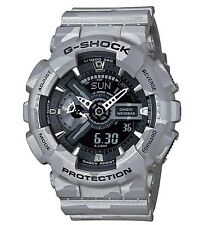 Casio G Shock * GA110CM-8A Camo Series Anadigi Gshock Watch XL Grey COD PayPal