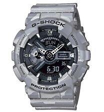 Casio G Shock *GA110CM-8A Camo Series Anadigi Gshock Watch XL Grey COD PayPal
