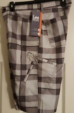 LEE Dungarees shorts NWT size 16 regular MSRP$40 nice.WOW stay dry & confortable