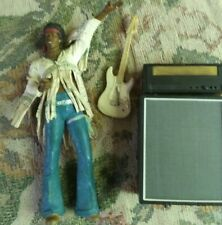 Jimi Hendrix Mcfarlane Action Figure 2003 complete/excellent condition