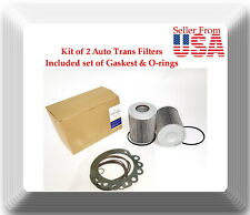 Kit of Auto Trans Filter Kit HF35153 Fits: For Vehicles With Allison Trans