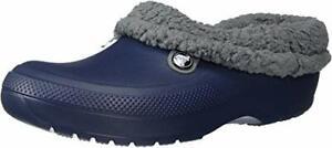 crocs Women's Blitzen Iii Clog, Navy/Slate Grey, Size 6.0 ehiS