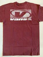 Vans New Outdoor Tech Short Sleeve Port Royale T-Shirt Men's Size Medium