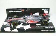 McLaren Mercedes N° 3 J.Button Formule 1 Showcar 2012