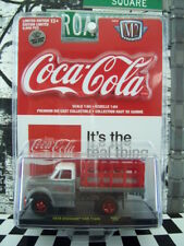 M2 Machines COCA COLA SUPER CHASE 1970 CHEVROLET C60 TRUCK LIMITED ONLY 250 PCS