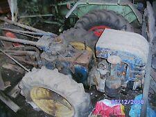 Traktor Einachser