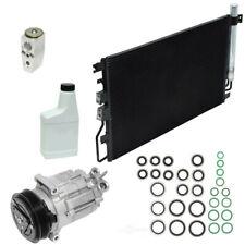 A/C Compressor & Component Kit-VIN: W, Eng Code: LAF fits 10-11 Terrain 2.4L-L4