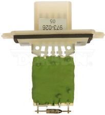 HVAC Blower Motor Resistor Dorman 973-026