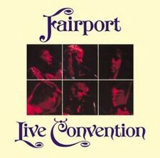 Fairport Convention - Live Convention (NEW CD)
