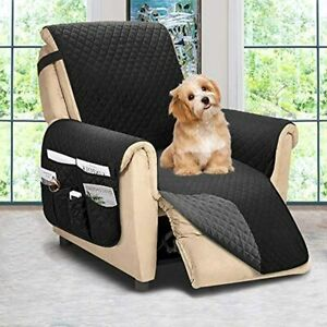 Reversible Recliner Chair Cover, Sofa Covers for Dogs,Sofa Slipcover,Couch Cover