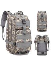Digital ACU Emergency Survival BackPack Essential Bug out Bag Hurricane Hiking