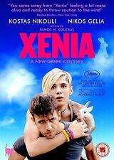 XENIA (Pazza idea) di Panos Koutras DVD FILM in Greco NEW .cp