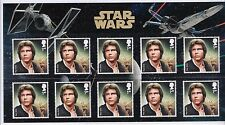 2015 Star Wars The Force Awakens Hans Solo Souvenir Pack.Harrison Ford Nhm