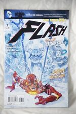 DC Comics The Flash (The New 52) Issue #7 To Stop Captian Cold...