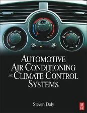 Automotive Air Conditioning and Climate Control Systems Daly, Steven