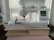 EMBROIDERY MACHINE RISER Stand for Brother, Singer, Janome, Baby Loc, NEW