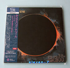 TANGERINE DREAM Zeit JAPAN mini lp cd SHM 2 CD brand new & still sealed