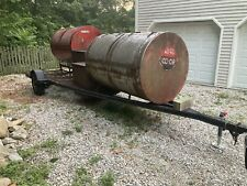 Bbq Reverse Flow Smoker Concession Grill Restaurant Commercial Trailer